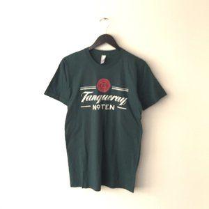 American Apparel Graphic T Shirt Tanqueray No Ten